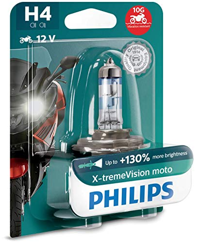 Lamparas philips h4 xtreme vision